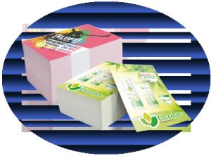 Заказать изготовление и печать листовок